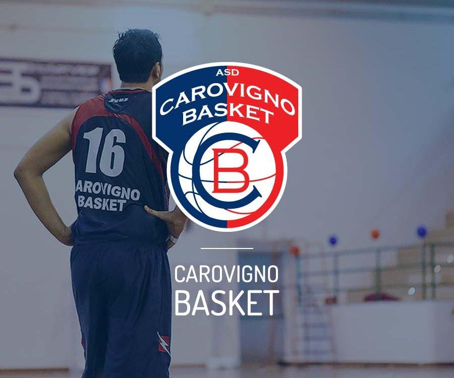 Logo Asd Carovigno Basket