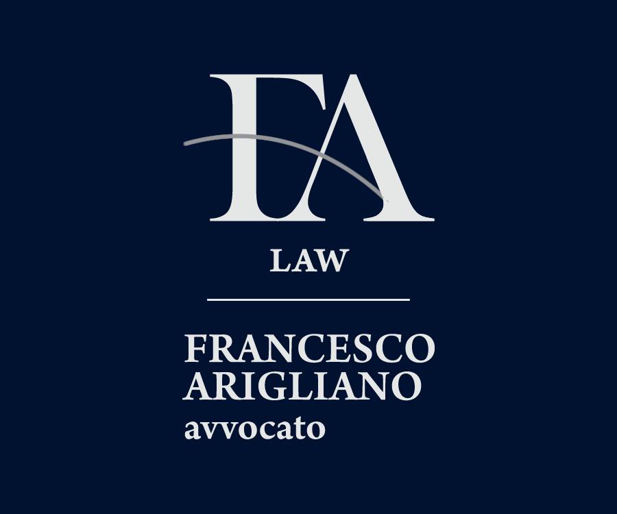 Logo Francesco Arigliano realizzato da Mind, agenzia di marketing in Puglia