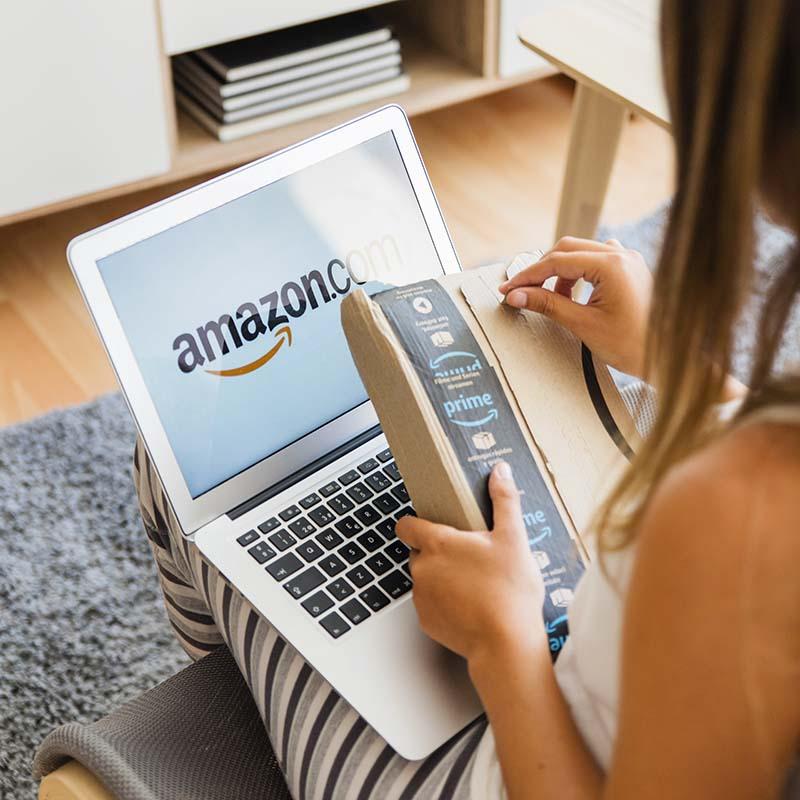 Shopping Digitale Amazon