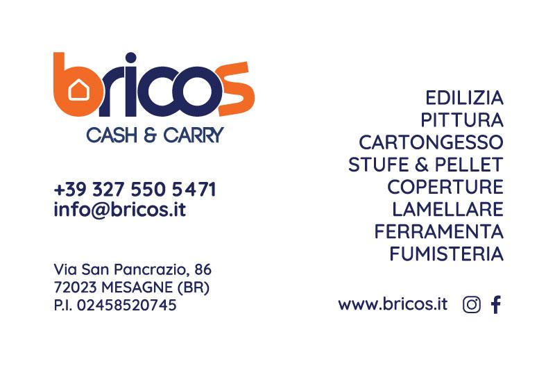 Biglietti da visita Bricos
