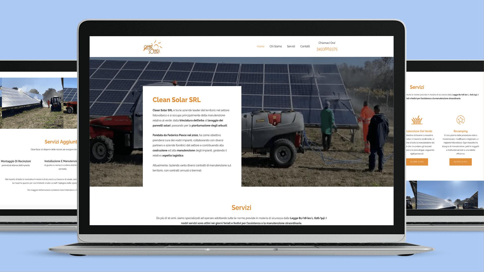 Clean Solar Srl