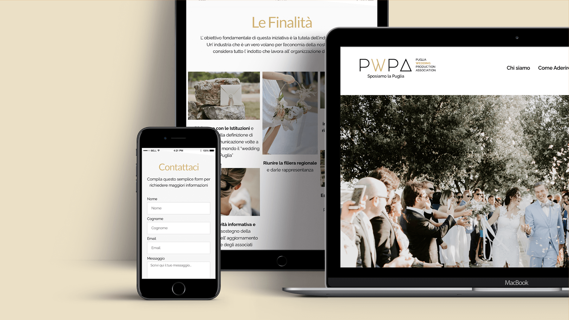 PWPA | Puglia Wedding Production Association